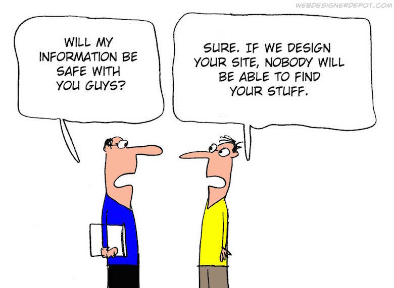 Funny comics for graphic and web designers - 5