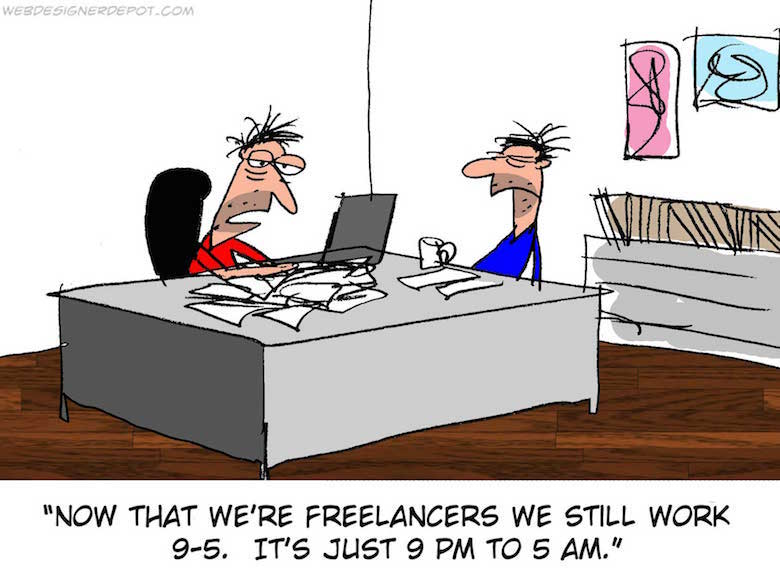 Funny comics for graphic and web designers - 8