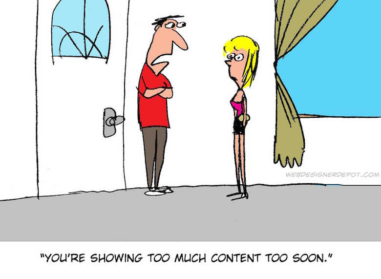 Funny comics for graphic and web designers - 9
