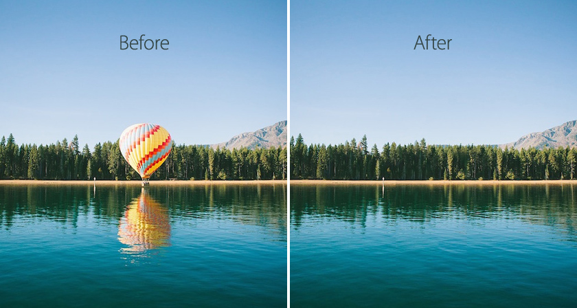 This Powerful Photoshop Trick Lets You Remove Unwanted