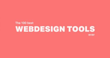 The 100 Best Web Design Tools And Resources