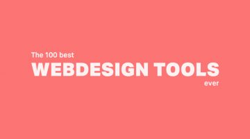 100 Useful Web Design Tools And Resources