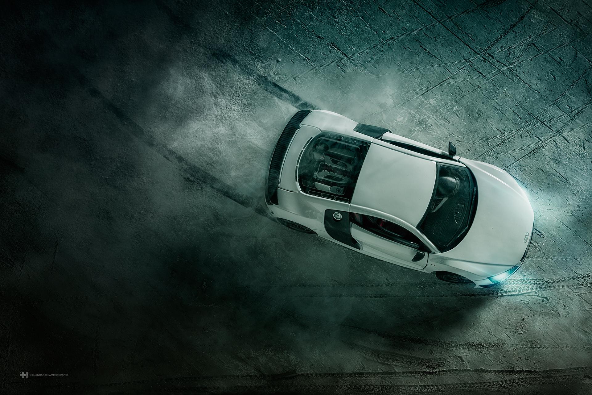 Audi R8 - Miniature Scale Model Car Photography (10)