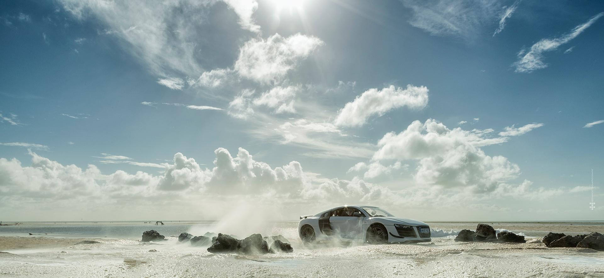 Audi R8 - Miniature Scale Model Car Photography (3)