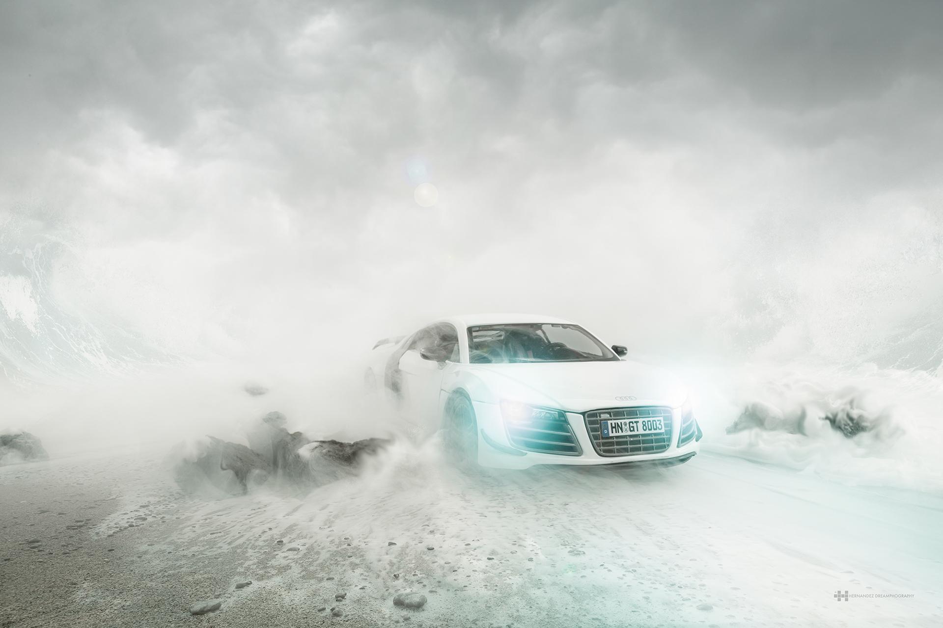 Audi R8 - Miniature Scale Model Car Photography (6)