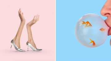 Designer Creates Surreal Images By Merging Two Completely Different Objects Into One