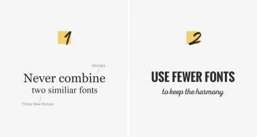 9 Useful Tips For Better Typography