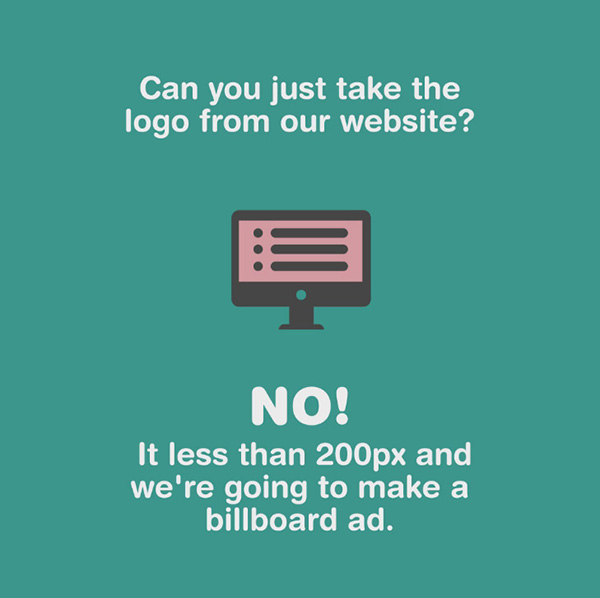 When designers should say no to clients - 10