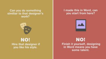 "10 Times Designers Should Just Say ""No"""