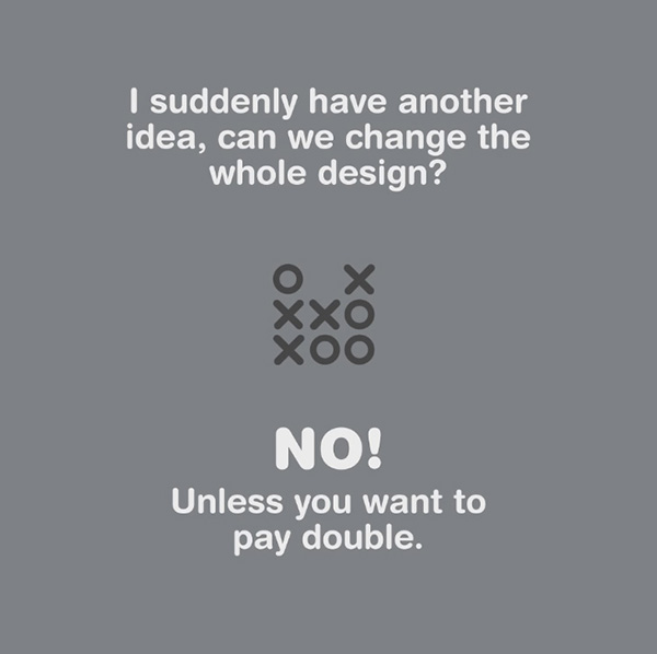 When designers should say no to clients - 4