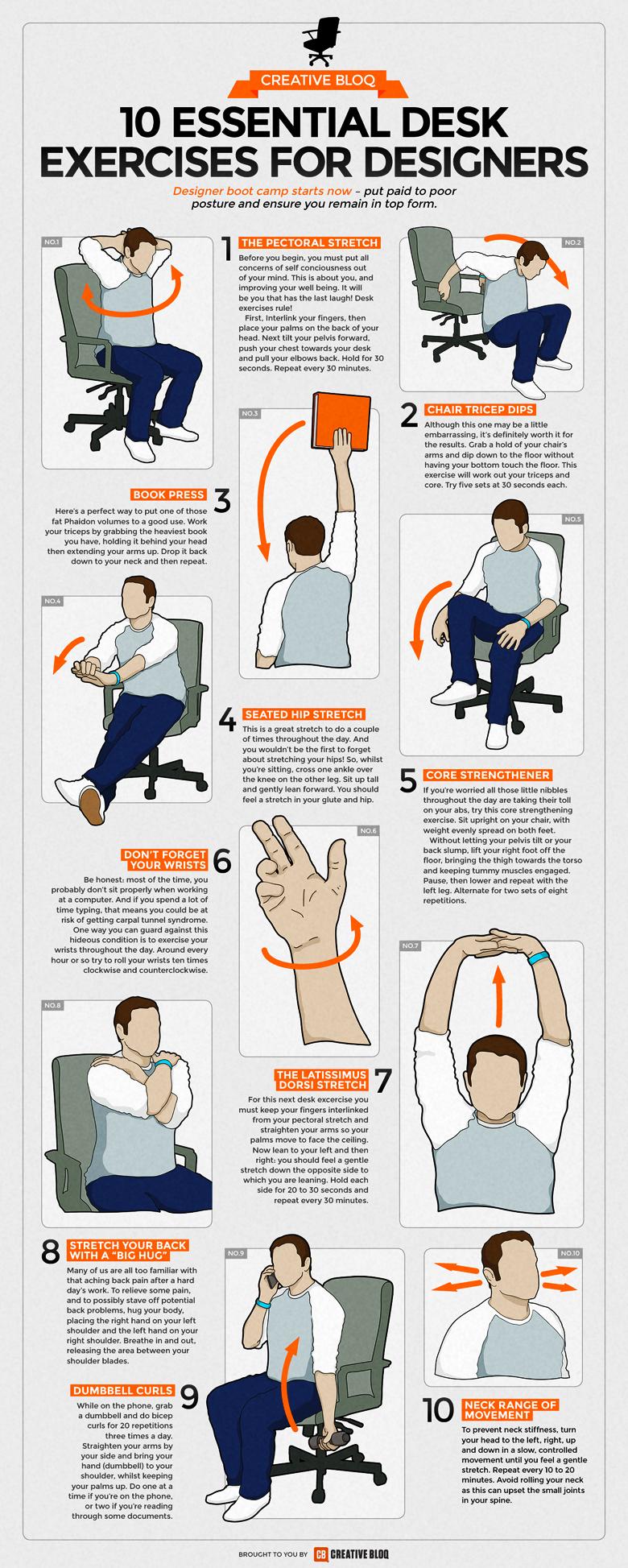 Creative Exercises For Graphic Designers