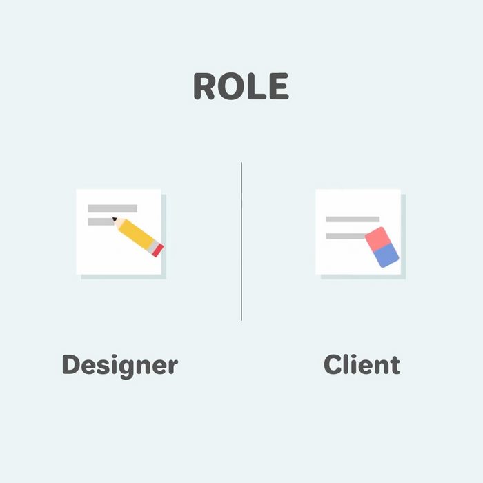 Funny differences between designers and clients - 7