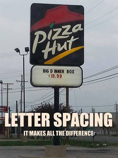 Funny kerning and letter-spacing fails - 12