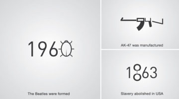 major-historical-events-date-numbers-illustrations