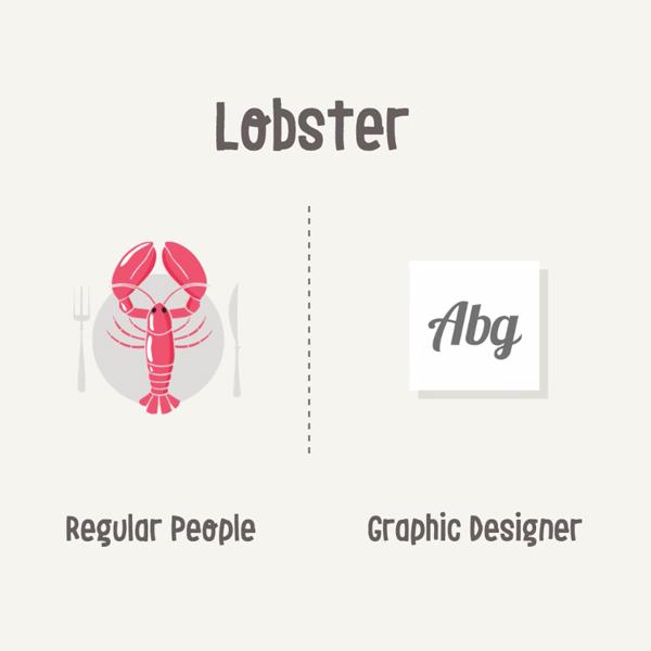 Regular People Vs Graphic Designers - 6