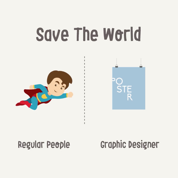 Regular People Vs Graphic Designers - 7
