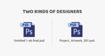 11 Clever Illustrations That Show The Two Kinds Of Graphic Designers