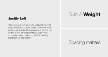 10 Golden Rules To Improve Your Typography Skills