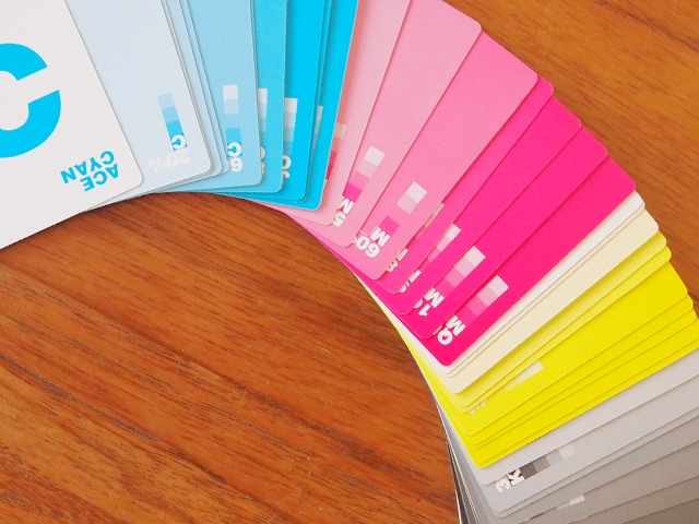 CMYK Playing Cards for Graphic Designers - 8