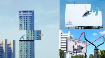20+ Brilliant Outdoor Ads