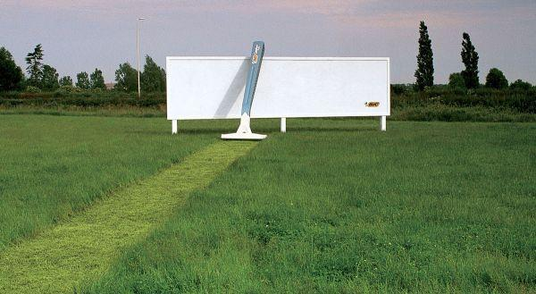 BIC Razor - Grass