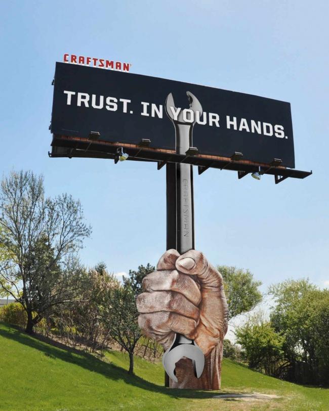 Craftsman Tools - Trust. In your hands.