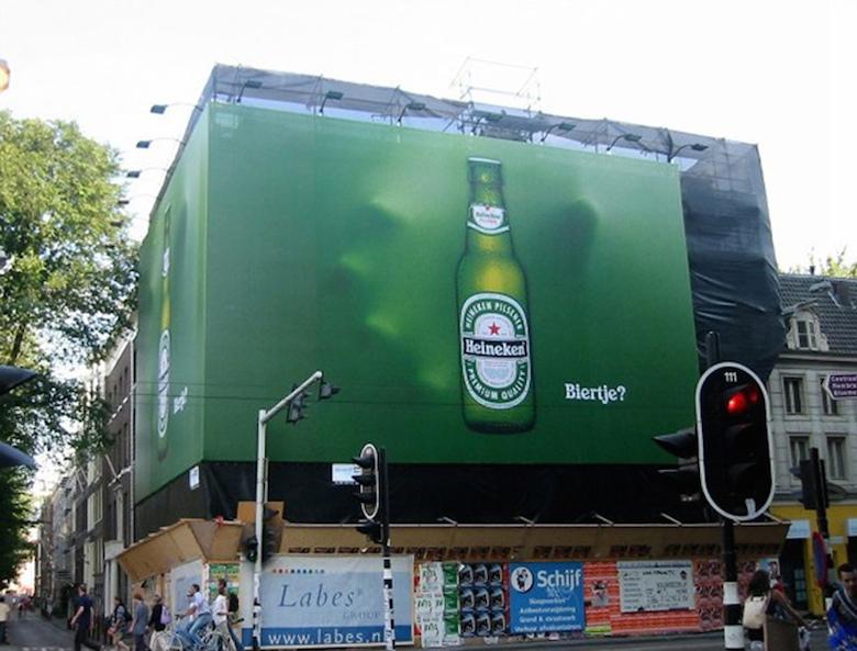 Heineken - Beer? (Grab, 3D)