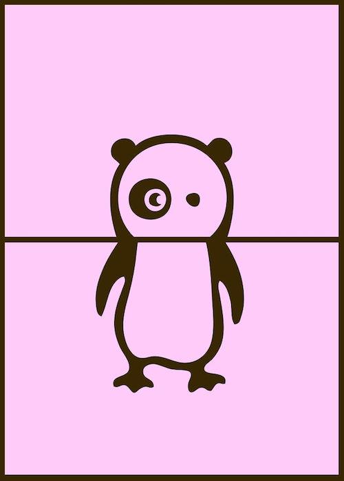 Logomorphia: Mashups of famous logos - Bored Panda / Penguin Books