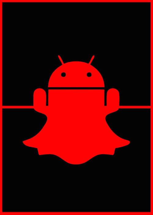 Logomorphia: Mashups of famous logos - Android / Snapchat