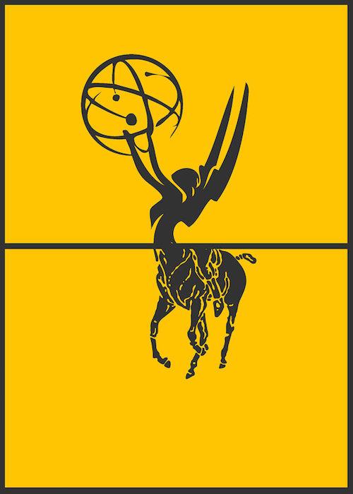 Logomorphia: Mashups of famous logos - Emmy Awards / Polo Ralph Lauren
