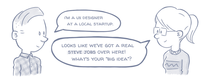 What Your Relatives Think When You Tell Them You're A Designer - The Silicon Valley Hotshot