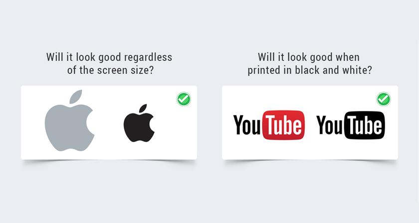 how to create a good logo