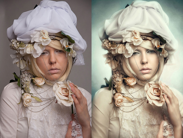 Before and after Photoshop pictures - 21