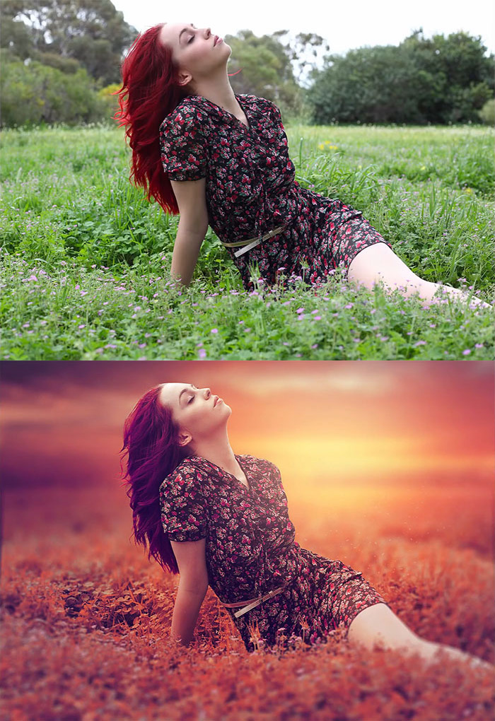 Before and after Photoshop pictures - 28
