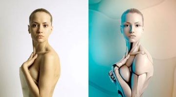 30 Amazing Images Before And After Photoshop