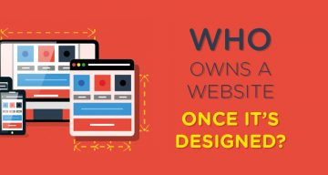 Who Legally Owns A Website Once It's Designed?