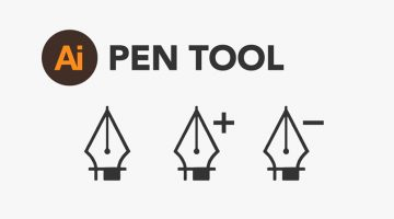 Adobe Illustrator 'Pen Tool' Cheat Sheet For Designers