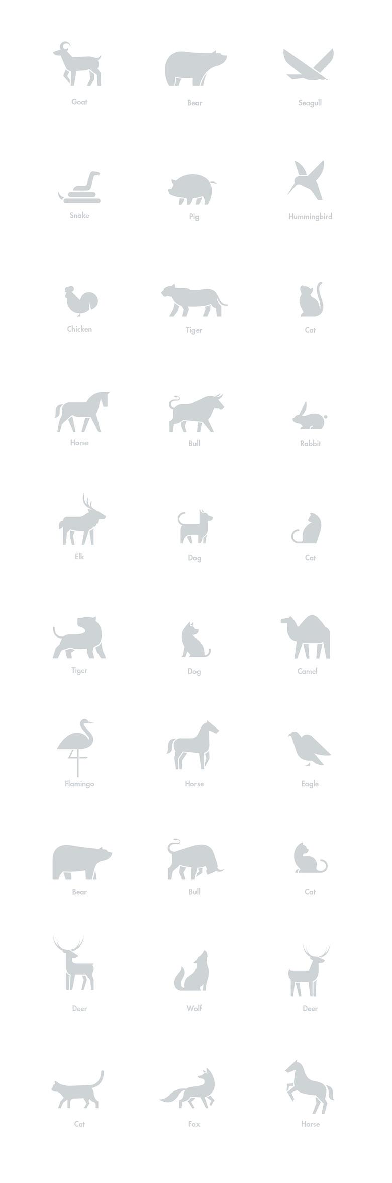 Animal Logos - All