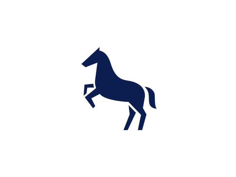 Animal Logo - Horse