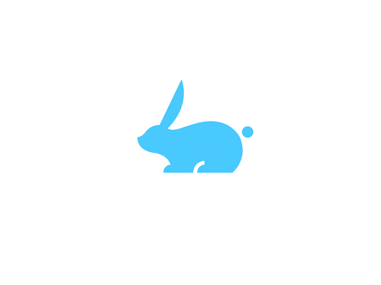 Animal Logo - Rabbit