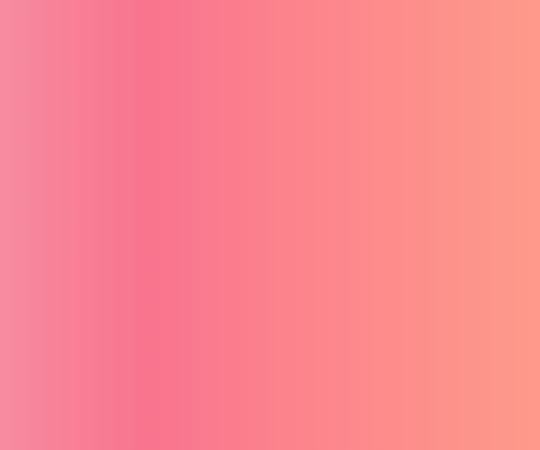 Pink & Orange color gradient, shades, background