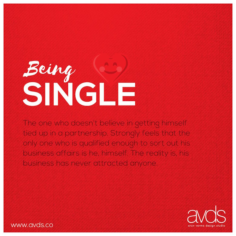 Client Agency Love-Hate Saga - Being Single