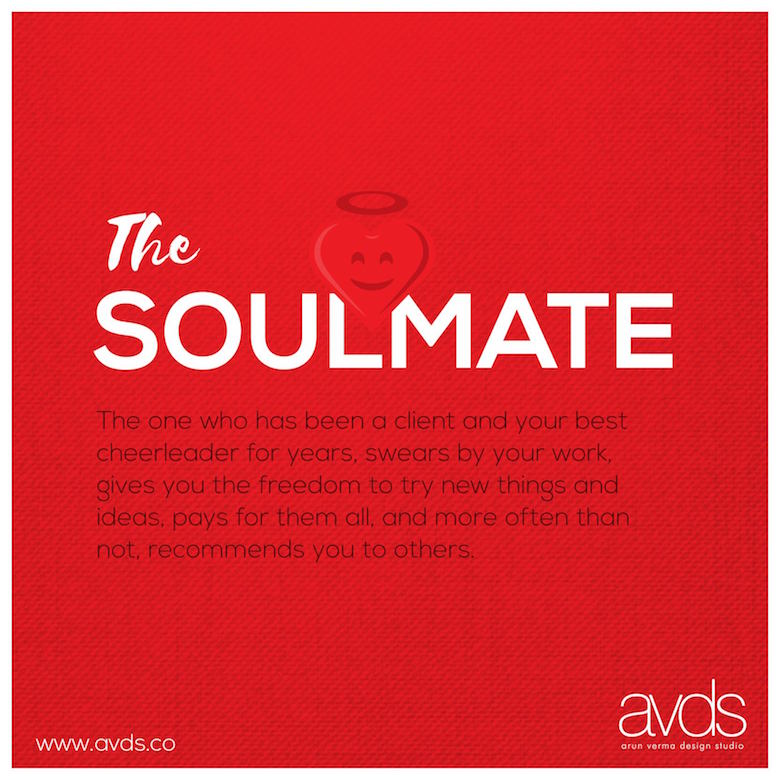 Client Agency Love-Hate Saga - The Soulmate