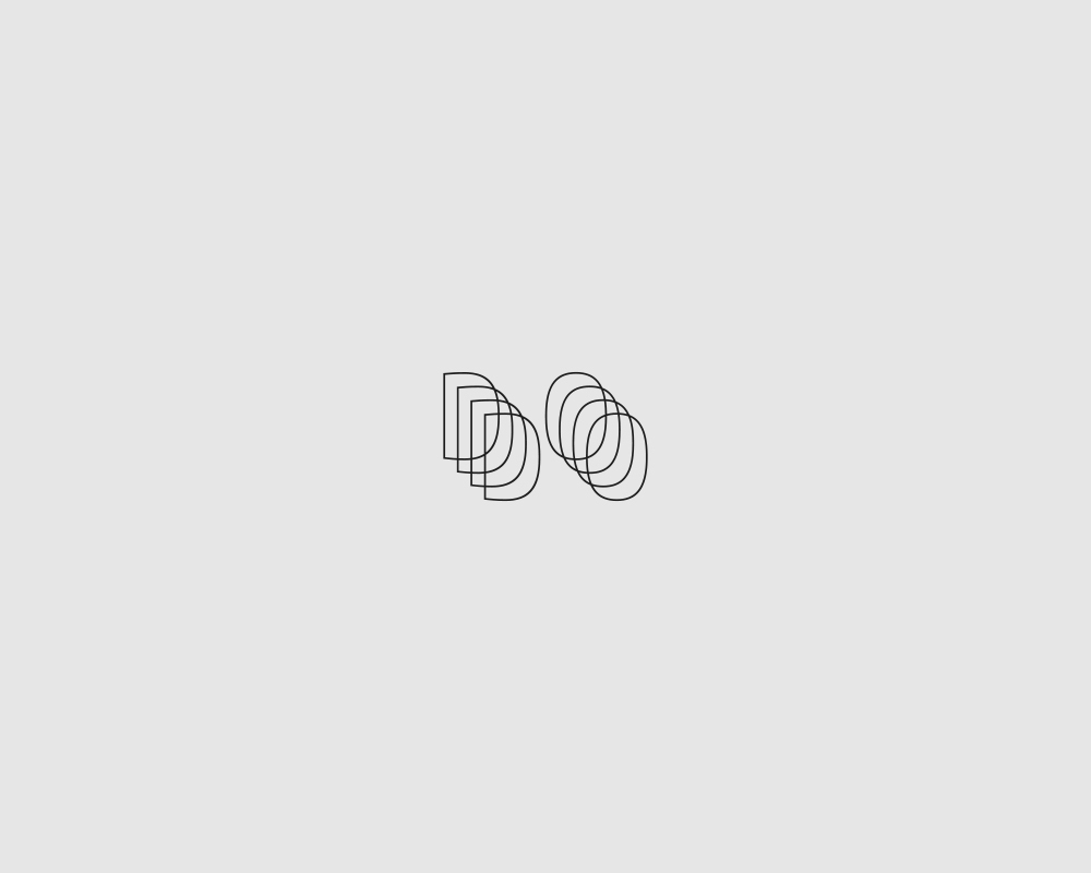 Logos of common english verbs - Do