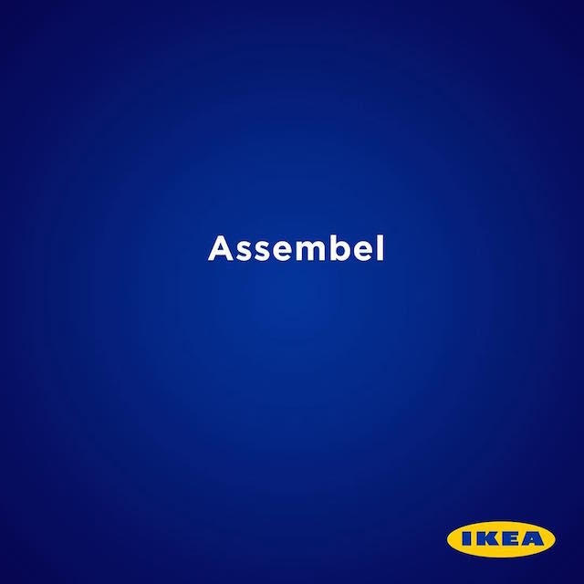 Creative Print Ads, 365 Day Copywriting Challenge - IKEA