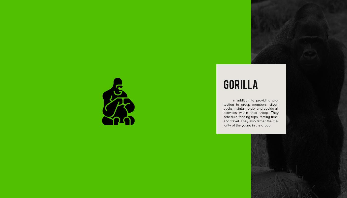 Endangered Animal Logos - 4