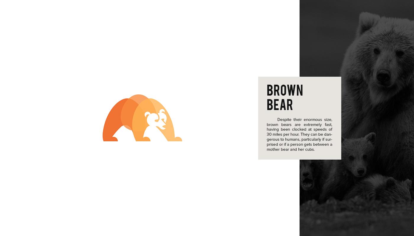 Endangered Animal Logos - 7