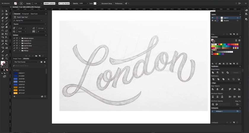 This Clever Pen Tool Technique Shows You How To Place Anchor