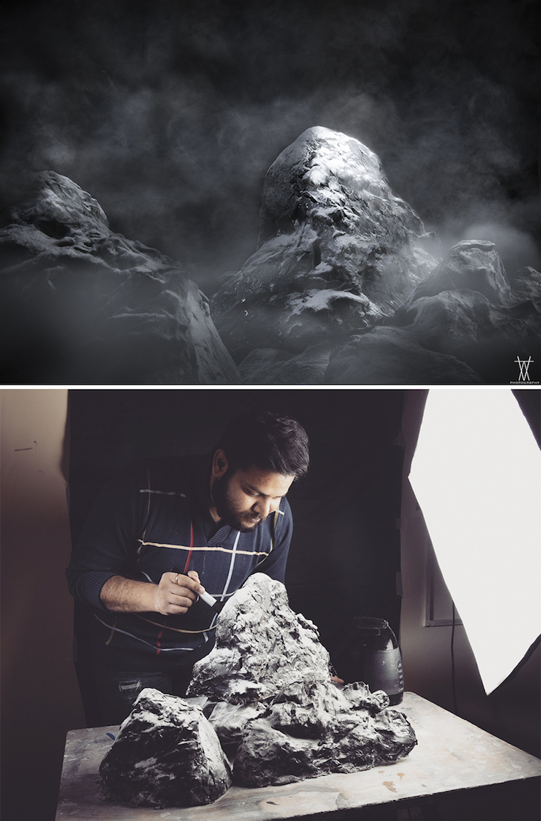 Miniature photography, small-scale landscape models - 10
