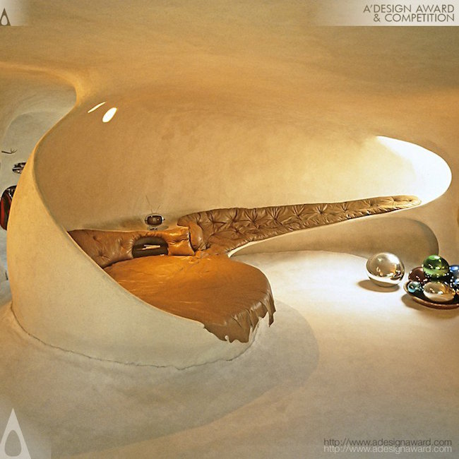 A' Design Award Winners - Organic House